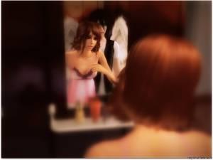 Ангел в зеркале
