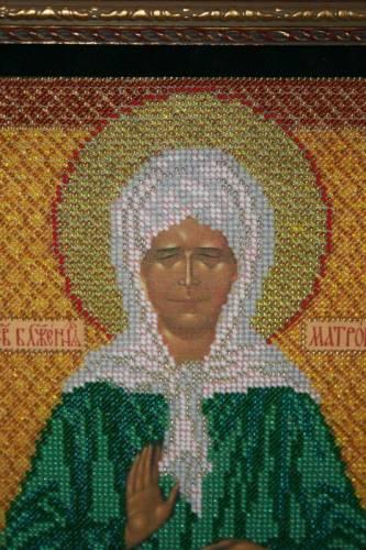 Матрона Московская иконы