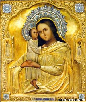 """об иконе Божией Матери """"Взыскание погибших"""""""